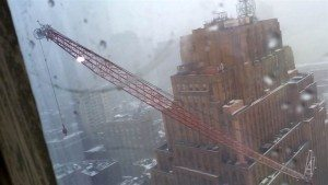 NYC Crane Collapse 2016