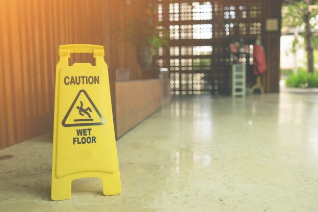 If you have been harmed in a slip and fall, speak with an experienced personal injury lawyer before filing a claim to learn about some issues that may arise as a result of the accident.