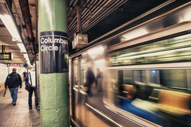 Columbus Circle NYC Station