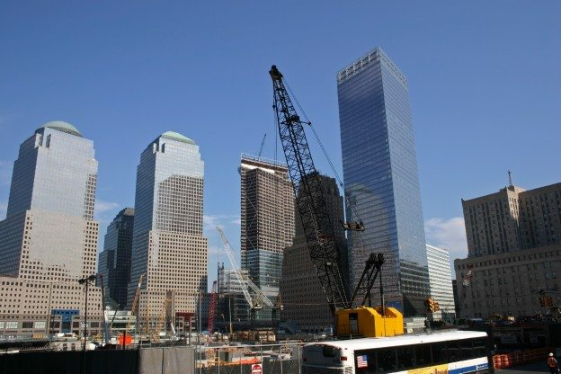 NYC Construction Site