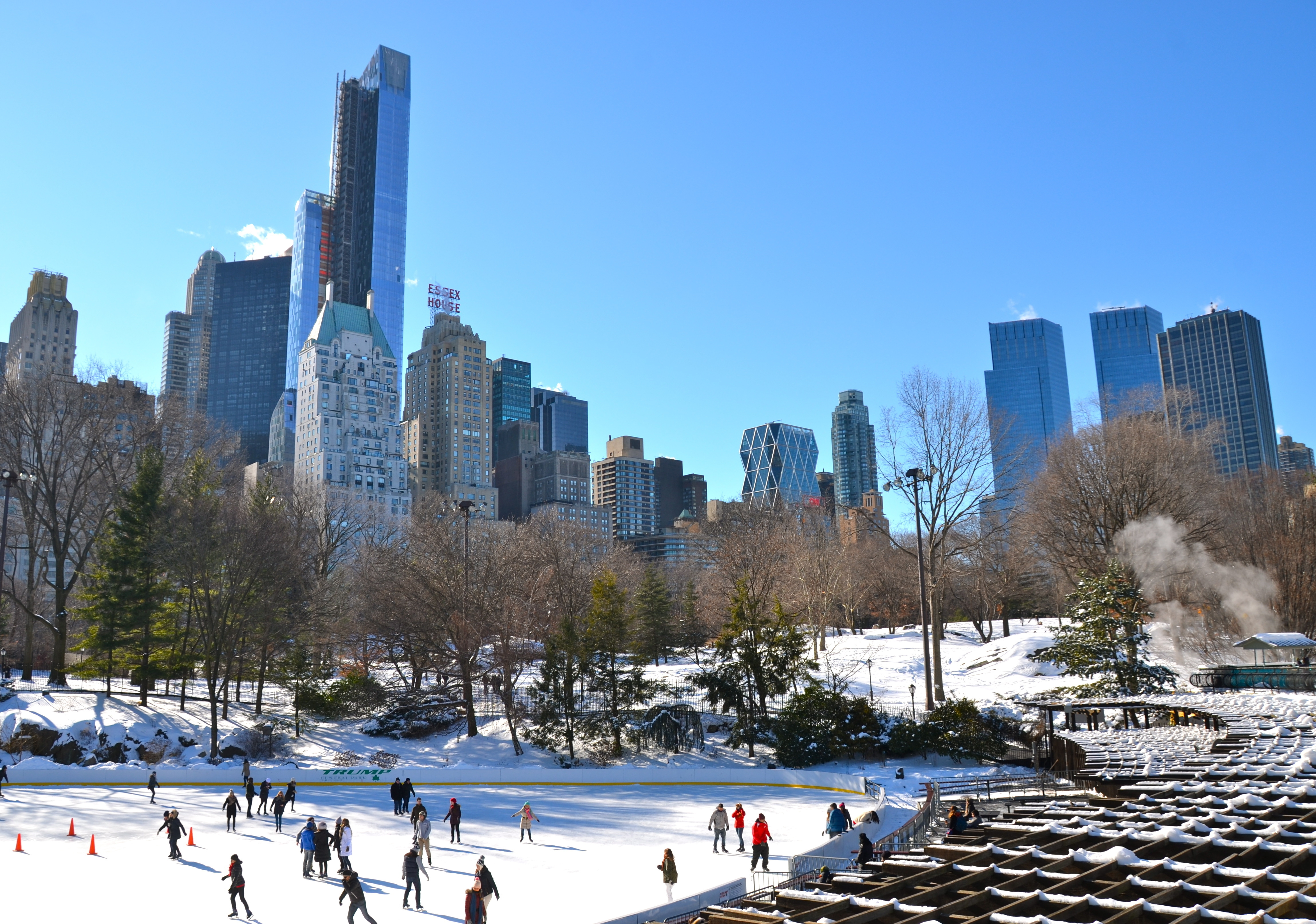 Explore nyc with child friendly winter family activities for New york winter things to do