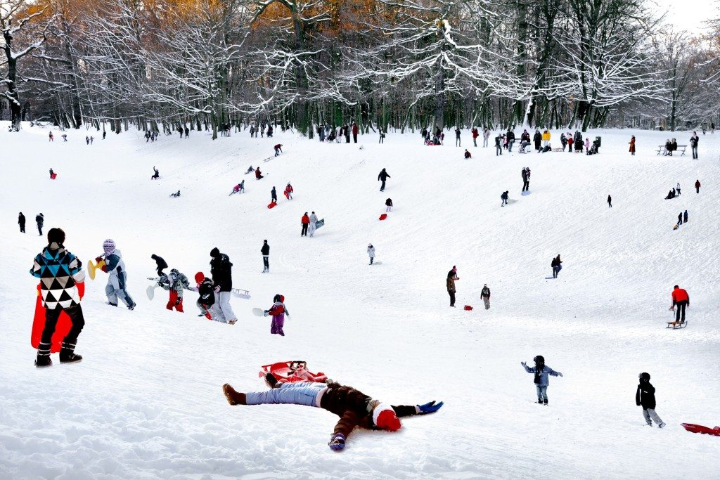 Explore nyc with child friendly winter family activities