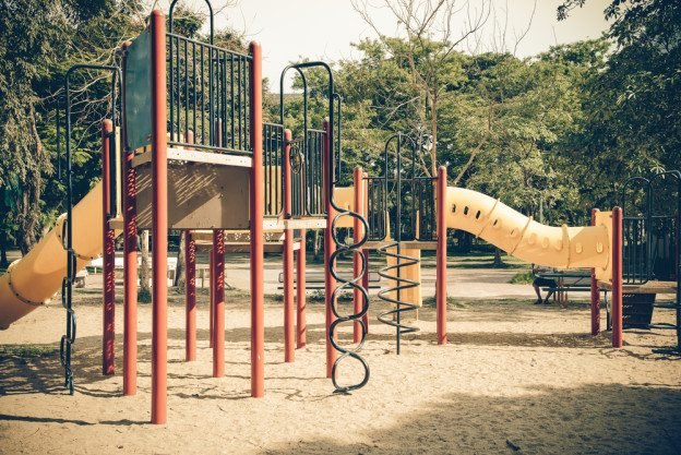 Playground accidents in new york city