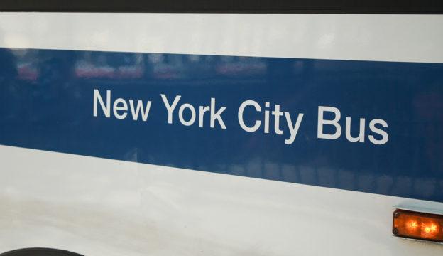 NYC MTA Bus