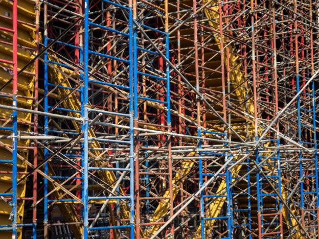 new york city scaffolding