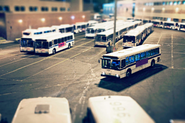 mta buses in queens, new york